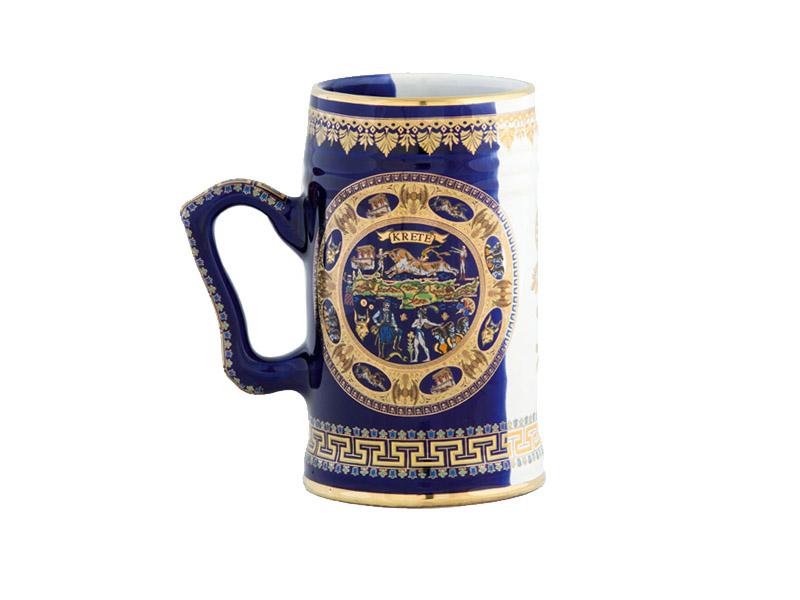 Κούπα Μπύρας Ισια-17cm